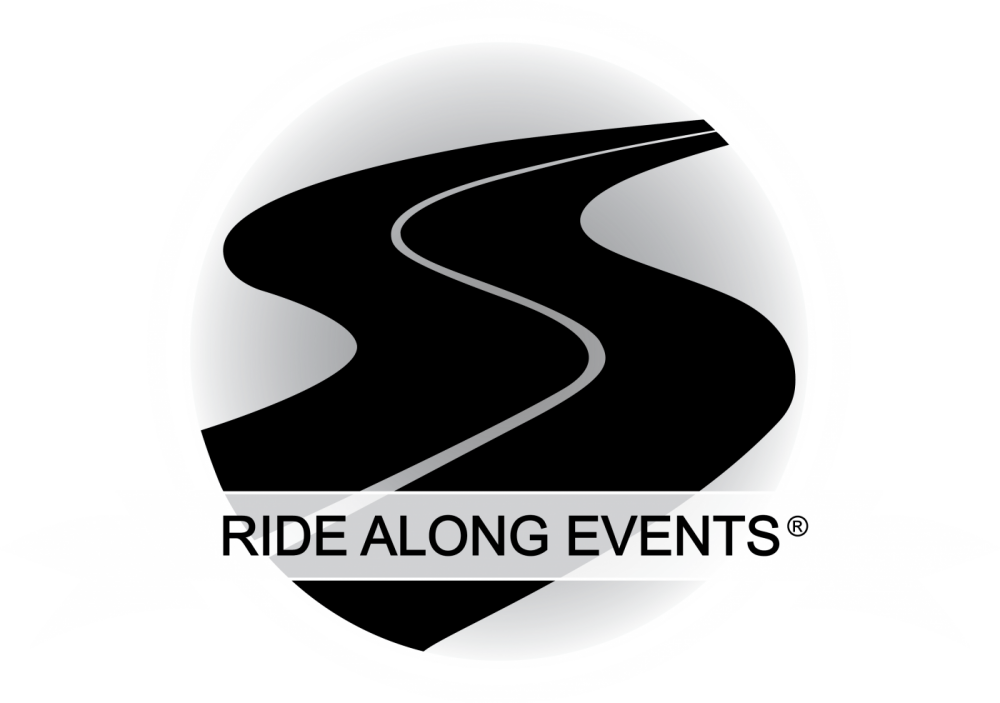 logo ride along events registered